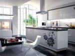 Как сделать кухню стильной и яркой