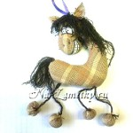 Лошадь сувенир своими руками