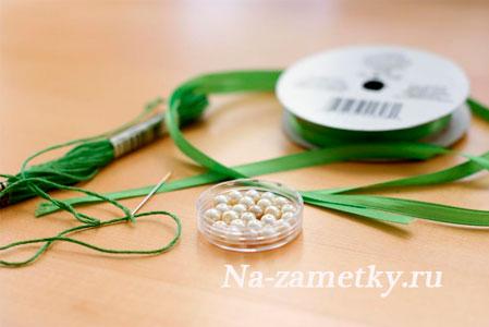 Материал для изготовления браслета