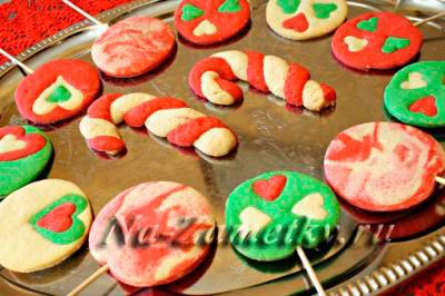 Разное печенье