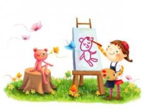 Что подарить маленькому художнику на Новый Год (2)