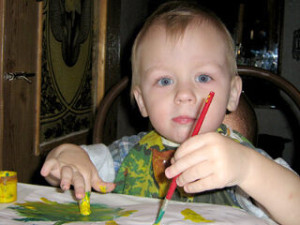 Что подарить маленькому художнику на Новый Год
