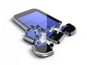 Поломка мобильного телефона 1
