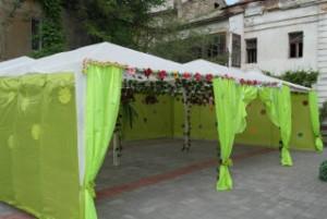 Подготовка к празднику Шавуот