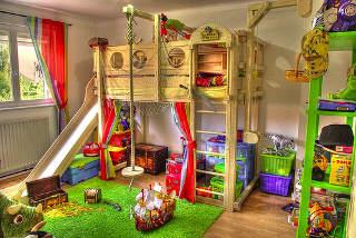 Ремонт детской комнаты 1