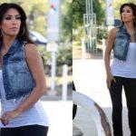 Мода на джинсовую одежду вечна